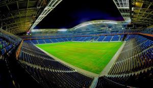 איצטדיון סמי עופר יראה משחקים אולימפיים? צילום: צבי רוגר