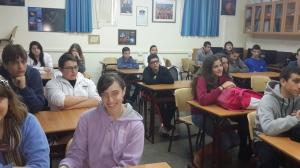 תלמידי דםנה הפגינו ידע כללי רב ושיתוף פעולה מדהים. צילום: עיריית ק. ביאליק