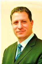 גזבר העירייה ג'אקי ואקים. קיבל את הפרס בשם העירייה. צילום: עיריית חיפה