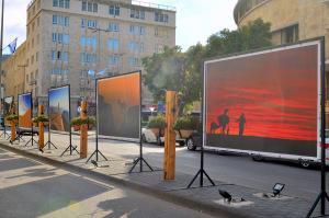צילומיו של הרנשטט. מוזיאון פתוח. צילום:  עיריית חיפה